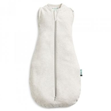 ergoPouch - Śpiworek Otulacz 6-12M 1.0TOG Grey Marie