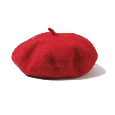 Petite Maison - Beret Czerwony