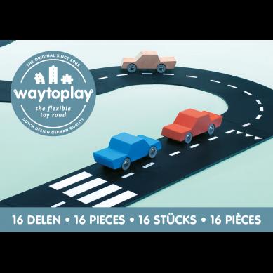 Waytoplay - Droga Do Układania 16el. EXPRESSWAY