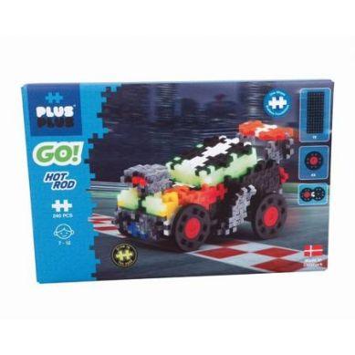 Plus Plus - GO! Klocki Mini Mix Samochód Terenowy 240 szt. 7+