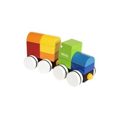 BRIO - Drewniany Pociąg Magnetyczny