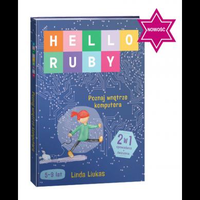 Wydawnictwo Sierra Madre - Hello Ruby 2.Poznaj Wnętrze Komputera