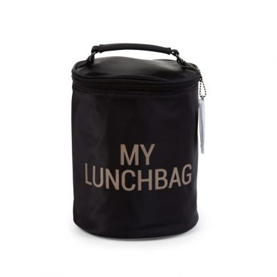 Childhome - Śniadaniówka My Lunchbag Czarno-Złota