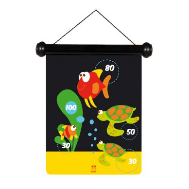 Scratch - Małe Magnetyczne Rzutki Morze