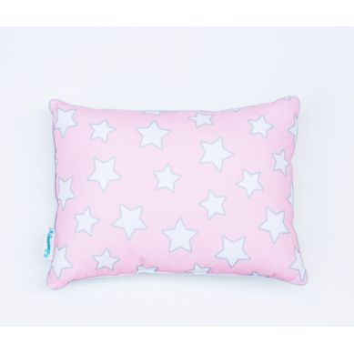 Lamps&co. - Poduszka Dwustronna Pink Star