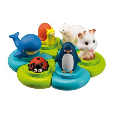 Vulli - Puzzle do Kąpieli Żyrafa Sophie