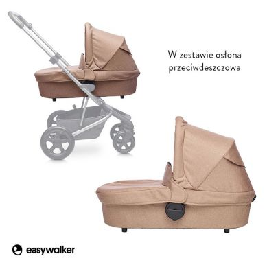 Easywalker - Harvey Gondola do Wózka Soft Caramel