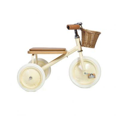 Banwood - Rowerek Trójkołowy Trike Cream 2+