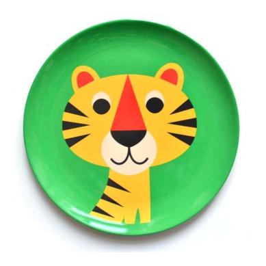 OMM Design Talerz Tygrys
