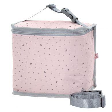 My Bag's - Torba Termiczna Picnic Bag Leaf Pink