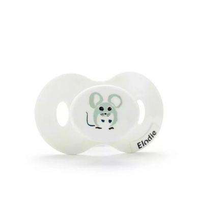 Elodie Details - Smoczek Uspokajający 0m+ Forest Mouse Max