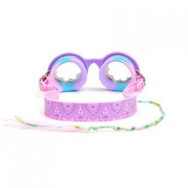 Bling2O - Okulary do Pływania Henna Fioletowe 5+