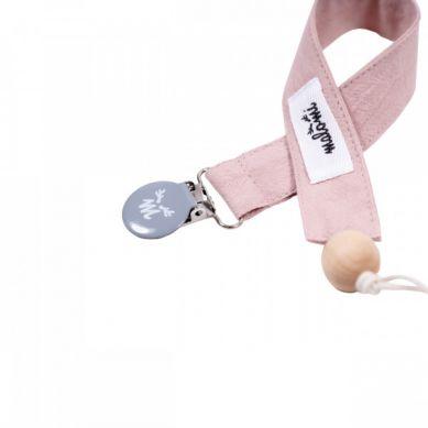Malomi Kids - Zawieszka do Smoczka Pink