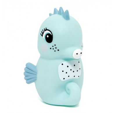 Petit Monkey - Lampka Seahorse Light Blue