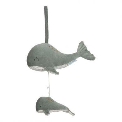 Little Dutch - Pozytywka Wieloryb Ocean Mięta