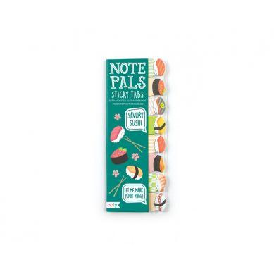 Ooly - Karteczki Samoprzylepne Sushi 120szt 3+