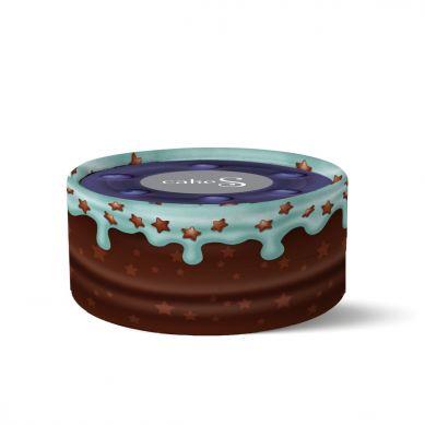 Snails - Cień do Powiek Cakes Mint 3+