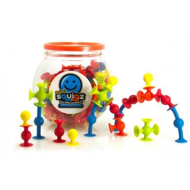 Fat Brain Toys - Mini Przyssawki Squigz