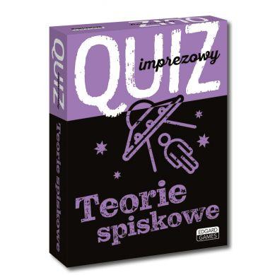 Edgard Games - Quiz Imprezowy Teorie Spiskowe 12+