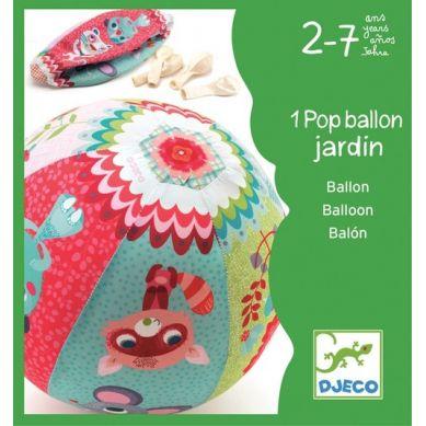 Djeco - Latająca Piłka Balonowa Ciemny Kolor