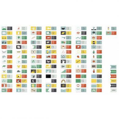 Londji - Gra Mini Słownik Językowy Dla Dzieci Zwierzęta 3+