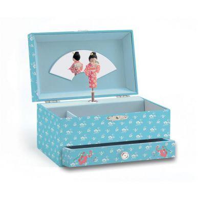 Djeco - Szkatułka z Pozytywką Aiko