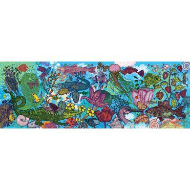 Djeco - Puzzle Artystyczne Morze i Ląd 1000 elementów