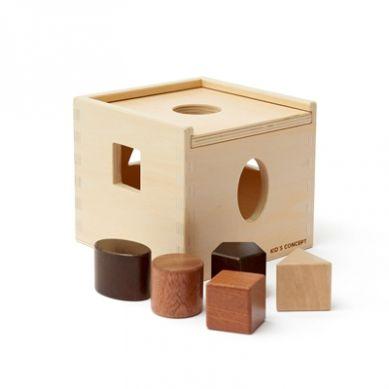 Kids Concept - NEO Sorter Drewniany Kształty