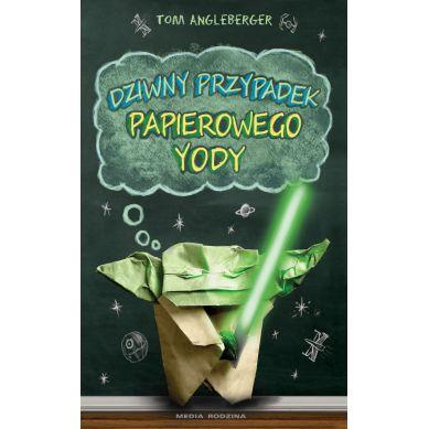 Wydawnictwo Media Rodzina - Dziwny Przypadek Papierowego Yody