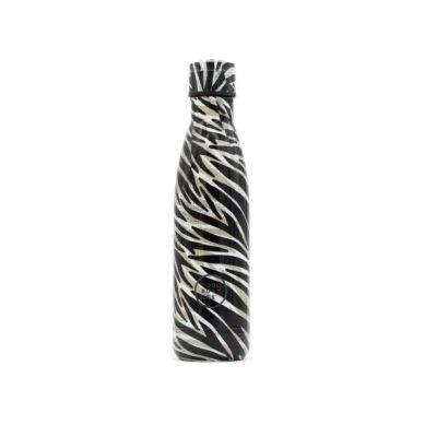 Cool Bottles - Butelka Termiczna 500 ml Triple Cool Wild Zebra