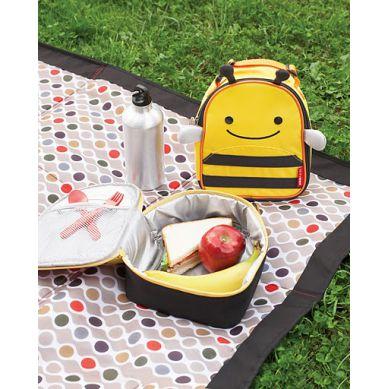 Lunchbox - Pojemnik na Drugie Śniadanie Pszczółka Skip Hop