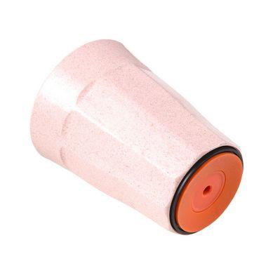 KIDodo - Kubek z Przyssawką z Eko Plastiku Różowy