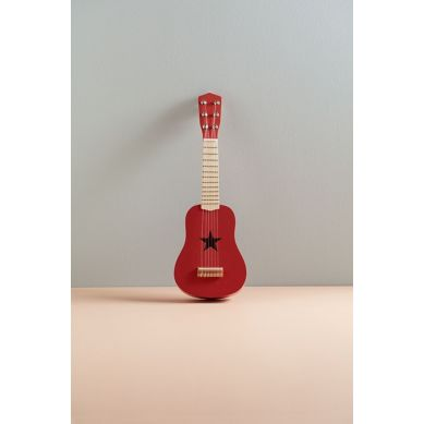 Kids Concept - Gitara Red 3+