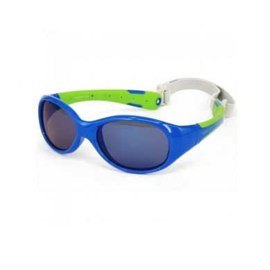 Koolsun - Okularki dla Dzieci Flex Blue Lime 3-6 lat