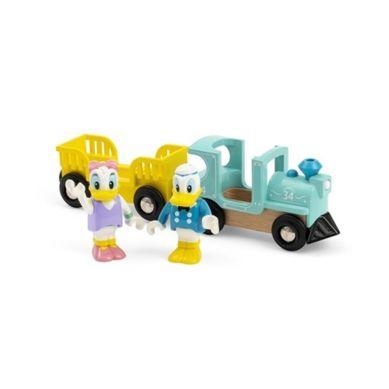 BRIO - Retro Pociąg Kaczora Donalda i Daisy