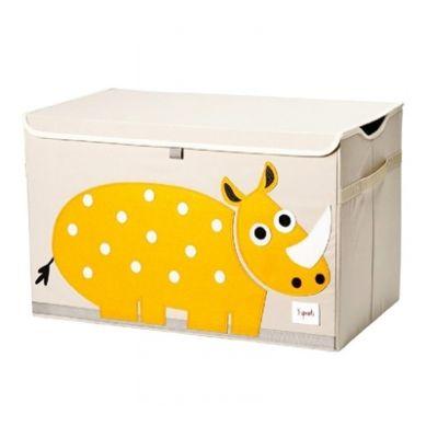 3 Sprouts - Pudełko Zamykane Nosorożec