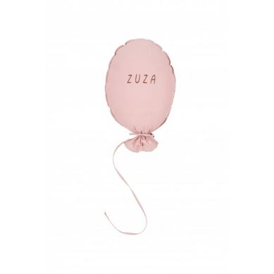 Malomi Kids - Poduszka Balon Dusty Pink Z Napisem OH GIRL