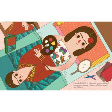 Wydawnictwo Smart Books - Mali Wielcy Frida Kahlo