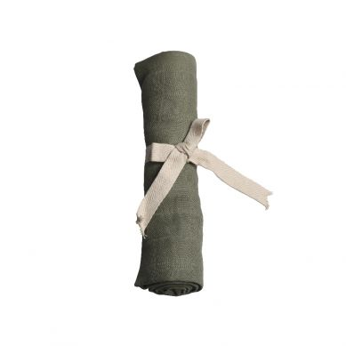 Filibabba - Pieluszka Muślinowa Olive 65x65cm