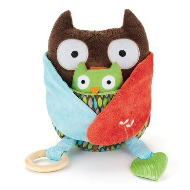 Duża Zabawka Sensoryczna Sowa Skip Hop
