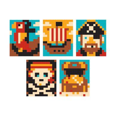 Mudpuppy - Magnetyczne Pixele Piraci