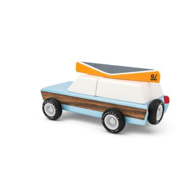 Candylab - Drewniany Samochód Pioneer Truck