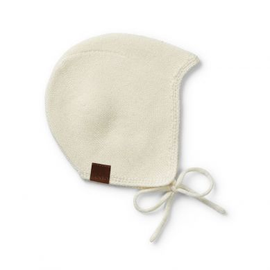 Elodie Details - Czapka Vintage Vanilla White 0-3m