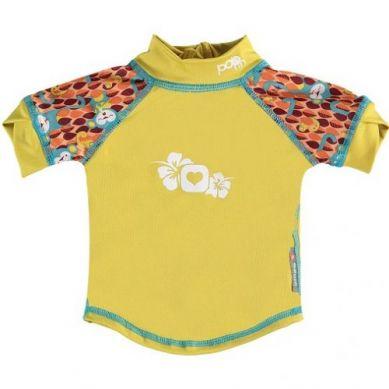 Close - Koszulka do pływania UPF50+ Małpki (Ticky and Bert)  XL 24-36 miesięcy