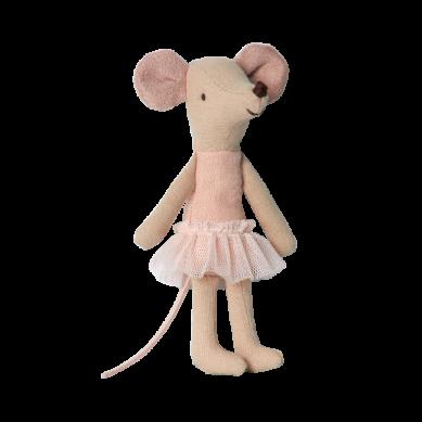 Maileg - Przytulanka Myszka Big Sister Ballerina