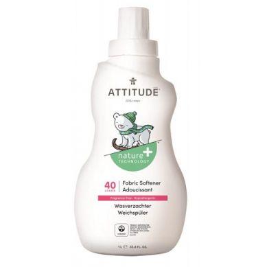 Attitude - Płyn do Płukania Ubranek Dziecięcych Bezzapachowy  1L