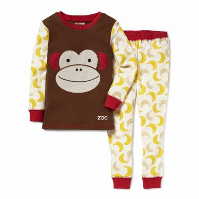 Skip Hop - Piżama Zoo Małpka 2T