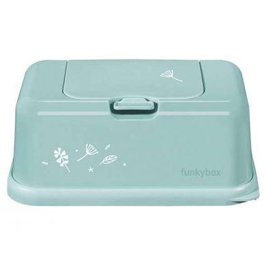 Funkybox - Pojemnik na Chusteczki Mint Leaves