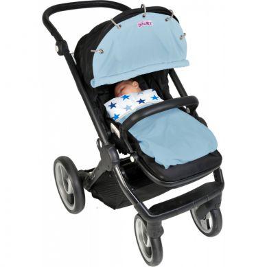 Dooky - Osłonka do Wózka i Fotelika Baby Blue