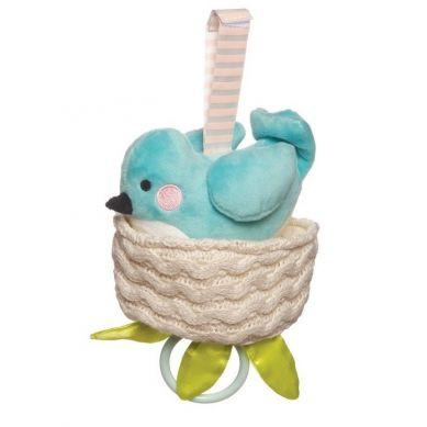 Manhattan Toy - Pozytywka dla Niemowląt Ptaszek w Gnieździe